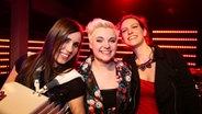 Die Band Elaiza, die Gewinner beim ESC Clubkonzert. © NDR/Rolf Klatt Fotograf: Rolf Klatt