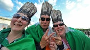 ESC-Fans in der Düsseldorfer Arena © NDR Foto: Foto Andrej Isakovic