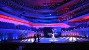 Barbara Schöneberger in der Elbphilharmonie © NDR/Uwe Ernst Foto: Uwe Ernst