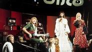 ABBA in den Siebzigern © picture-alliance