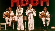 ABBA bei einem Auftritt © picture-alliance / united archives