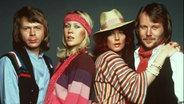 Abba im Jahr 1976 © picture-alliance / Scanpix Sweden Fotograf: Leif R Jansson