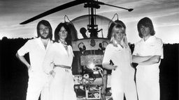 Abba im Jahr 1980 © picture alliance / Everett Collection