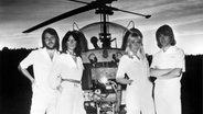 Abba im Jahr 1980 © picture alliance / Everett Collection