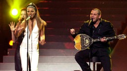 Antique  beim Eurovision Song Contest 2001