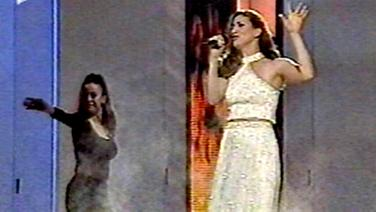 Pinar Ayhan & S.O.S. Band  beim Eurovision Song Contest 2000