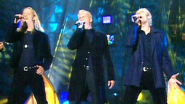 Blond beim Eurovision Song Contest 1997