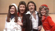 Brotherhood Of Man beim Grand Prix d'Eurovision 1976