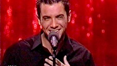 David Civera  beim Eurovision Song Contest 2001