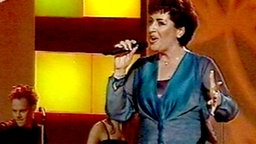 Claudette Pace  beim Eurovision Song Contest 2000