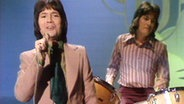 Cliff Richard beim Grand Prix d'Eurovision 1973