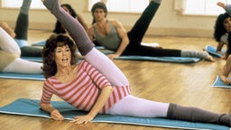 Fitness-Queen Jane Fonda © picture-alliance / united archives