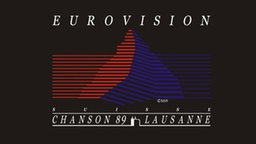 34. Eurovision Song Contest 1989 in Lausanne, Schweiz © eurovision.tv