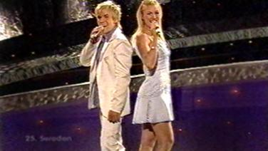 Fame beim Eurovision Song Contest 2003