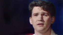 Johnny Logan beim Grand Prix d'Eurovision 1987