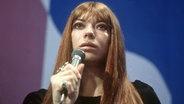 Katja Ebstein vertritt Deutschland 1971 beim Grand Prix und belegt den 3. Platz. Sie belegte 1970 den 3. Platz, sowie 1980 den 2. Platz  Fotograf: Manfred Rehm