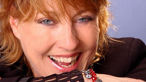 Die Sängerin Katrina Leskanich auf einem Promofoto. © www.katrinasweb.com