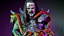 Mr. Lordi, Gründer und Leadsänger der finnischen Heavy-Metal-Band Lordi © Sony Music Entertainment Germany GmbH