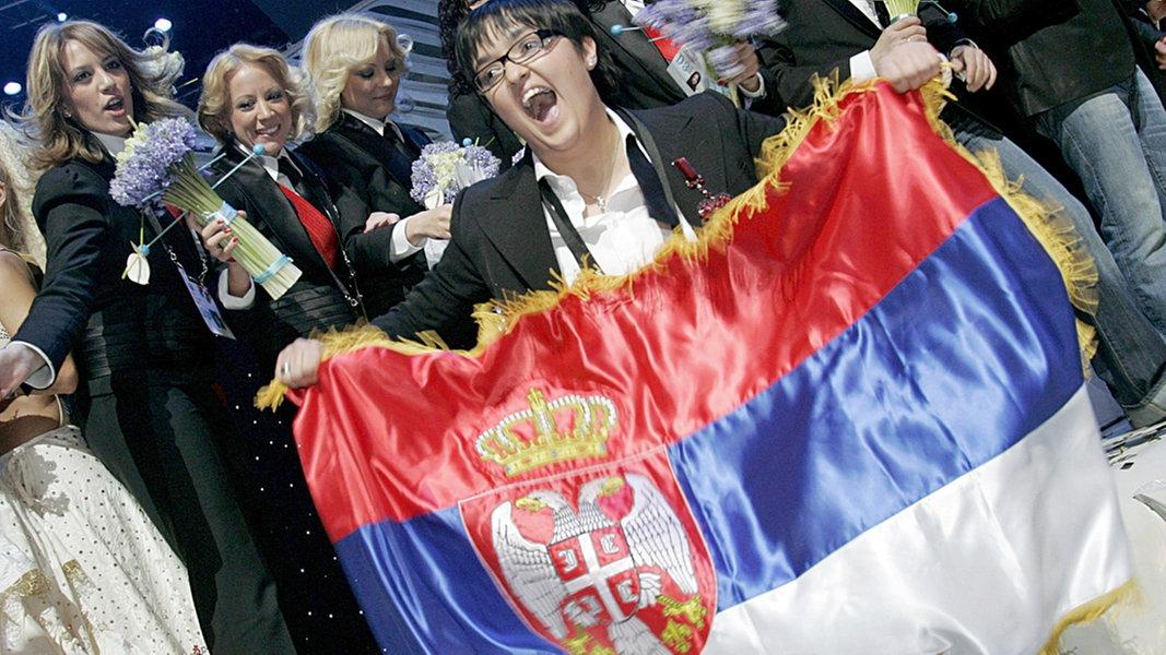 2007 eurovision: