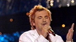 Oleksandr beim Eurovision Song Contest 2003