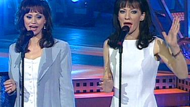 One More Time beim Eurovision Song Contest 1996 © EBU