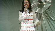Paola beim Grand Prix d'Eurovision 1969