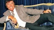 Rex Gildo auf einer Schlagerveranstaltung 1997  Fotograf: Katja Lenz