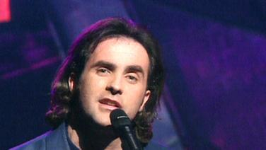 Marc Roberts beim Eurovision Song Contest 1997