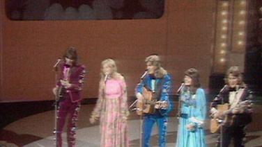 The New Seekers beim Grand Prix d'Eurovision 1972