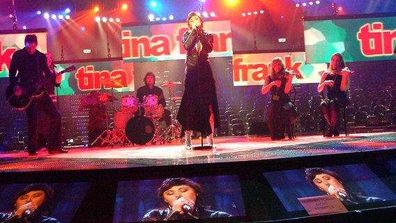 vorentscheid 2004 das erste eurovision song contest. Black Bedroom Furniture Sets. Home Design Ideas