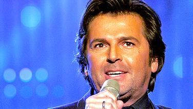 Thomas Anders singt 'Songs That Live Forever'. © NDR Foto: Uwe Ernst