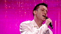 Sedat Yüce  beim Eurovision Song Contest 2001