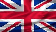 Flagge von Großbritannien. © fotolia