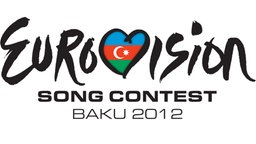 Logo der Euroviison Song Contest 2012 in Baku. © EBU