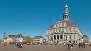 Rathausplatz in Maastricht © picture alliance/prisma Foto: Rene van der Meer