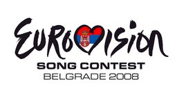 Logo des 53. Eurovision Song Contest in Belgrad © eurovision.tv