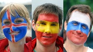 ESC-Fans beim Brauchtumsumzug in Düsseldorf © NDR Fotograf: Andrej Isakovic