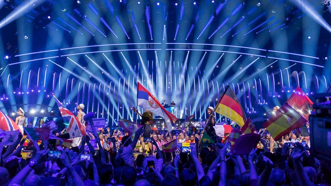 eurovision 2019 quoten