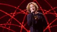 Michael Schulte auf der Bühne. © NDR Foto: Rolf Klatt