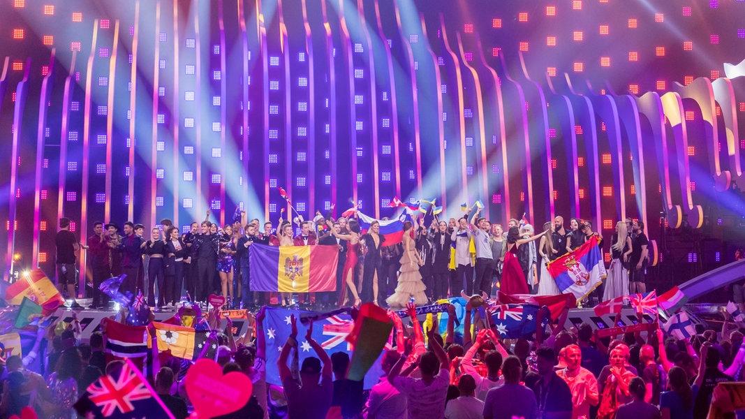 eurovision 2019 finalisten