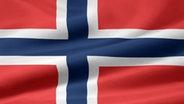 Flagge von Norwegen © Fotolia.com Fotograf: Jürgen Priewe - Norwegen_Fotolia_7852776_M.jpg