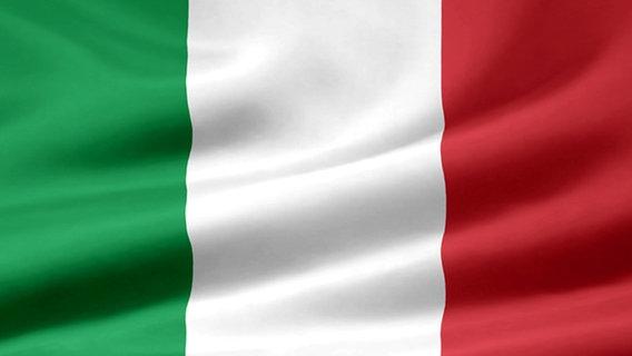 Flagge Fahne esc ESC Italien © Fotolia.com Foto: Jürgen Priewe