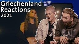 "Stefania - ""Last Dance"" - Griechenland | Reactions"