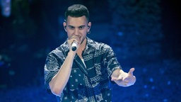 Mahmood, Italiens ESC-Teilnehmer 2019 © picture alliance / Pacific Press Foto: Pamela Rovaris