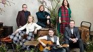 Die Mitglieder der Kelly Family © Universal Fotograf: Helen Sobiralski