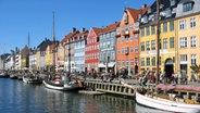 Eindrücke von Kopenhagen © NDR Fotograf: Oliver Klebb