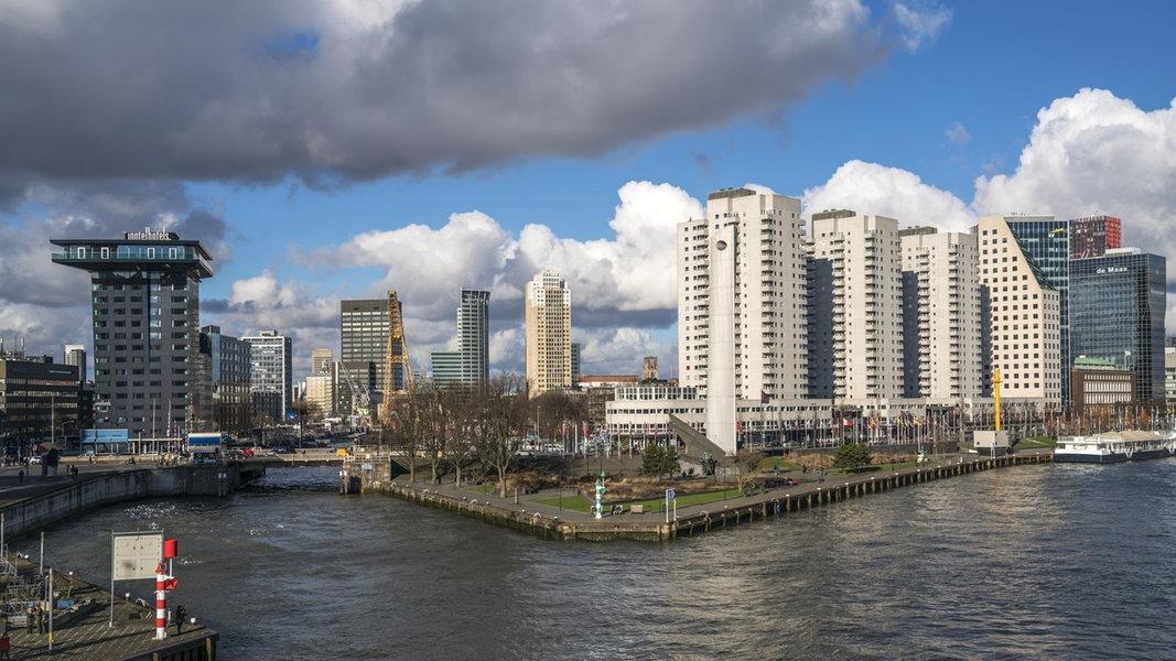 ESC-Bewerbung: Wie Rotterdam Austragungsort 2020 wurde