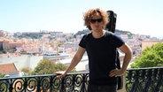 Michael Schulte in Lissabon. © NDR / Rolf Klatt Foto: Rolf Klatt
