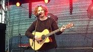 Michael Schulte bei einem Konzert in Geesthacht © Eurovision.de Foto: Marcel Stober