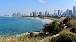 Sicherheitshinweise für Reisen nach Israel